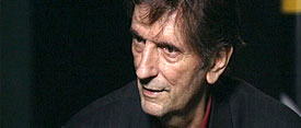 Still of Harry Dean Stanton interview