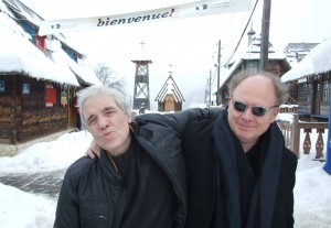 Abel Ferrara and Hermann Vaske