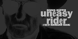 Still of Uneasy Rider – Official Trailer interview